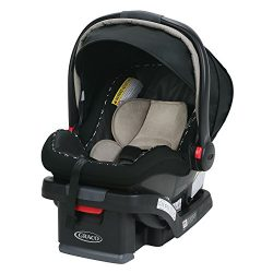 Graco SnugRide SnugLock 35 XT Infant Car Seat, Amari
