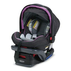 Graco SnugRide SnugLock 35 Elite Infant Car Seat | Baby Car Seat Featuring Safety Surround Side  ...