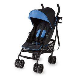 Summer 3Dlite+ Convenience Stroller, Blue/Matte Black