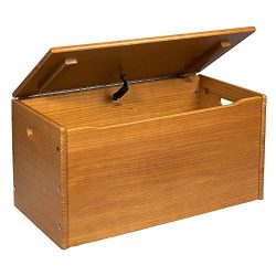 Little Colorado Toy Storage Chest Toy Honey Oak