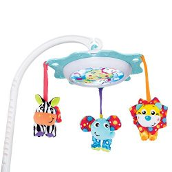 Playgro 0185827Music and Lights Mobile and Nightlight for Baby Infant Toddler Children, Playgro  ...