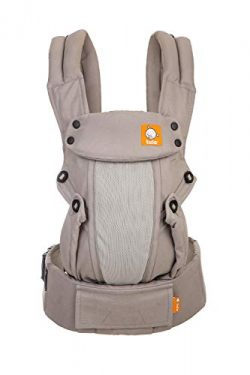Baby Tula Coast Explore Mesh Baby Carrier 7 – 45 lb, Adjustable Newborn to Toddler Carrier ...