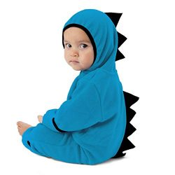 Cuddle Club Fleece Baby Bunting Bodysuit for Newborn to 4T – Infant Winter Jacket Coat Tod ...