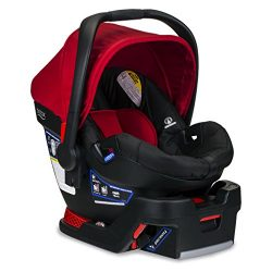 Britax B-Safe 35 Infant Car Seat – 4 to 35 Pounds – Rear Facing – 1 Layer Impa ...