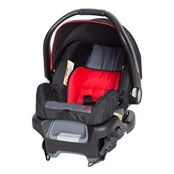 Baby Trend Ally 35 Infant Car Seat, Optic Red