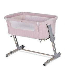 Unilove Hugme Plus, Bedside Sleeper, Baby Bassinet, Portable Crib Includes Travel Bag, Firm Matt ...