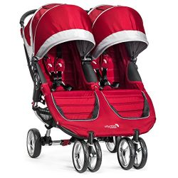 Baby Jogger City Mini Double Stroller – 2016 | Compact, Lightweight Double Stroller | Quic ...