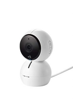 Arlo Baby Monitor | Smart WiFi Baby Camera 1080P HD with 2-Way Audio, Night Vision, Air Sensors, ...