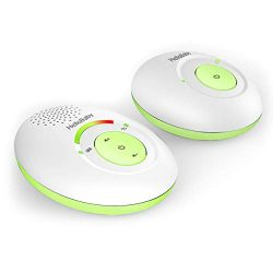 HelloBaby HB178 Audio Baby Monitor with up to 1,000 ft of Range, Sound Indicator, Digitized Tran ...