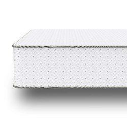 Dourxi Crib Mattress, Toddler Mattress Dual Sided Comfort Memory Foam Mattress with Removable Br ...