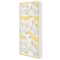Dream On Me Breathable Foam Standard Crib and Toddler Mattress, 5 Inch