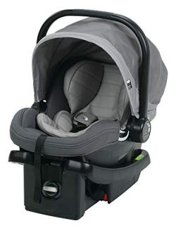 Baby Jogger City Go Infant Car Seat and Base, Steel Gray