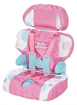Casdon Baby Huggles Doll Car Booster Seat – Bring Your Favorite Friend for a Ride!