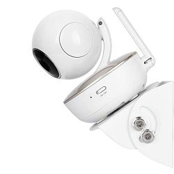 Adjustable Angle Wall Mount for Arlo Baby Monitor, Motorola Baby Monitor and Most Universal Moni ...