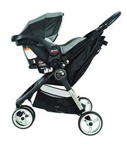 Baby Jogger Britax Mounting Bracket Car Seat Adapter for City Mini/City Mini GT/Summit X3 Stroll ...
