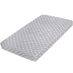 Milliard Hypoallergenic Baby Crib Mattress and Toddler Bed Mattress with 100% Waterproof Cover & ...