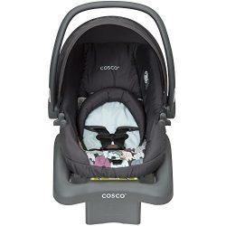 Cosco Light N Comfy DX Infant Car Seat, Blue Elephant Puzzle