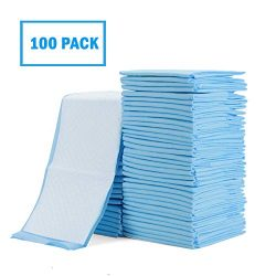 Rocinha Baby Disposable Underpad Disposable Changing Pads for Baby Waterproof Diaper Changing Pa ...