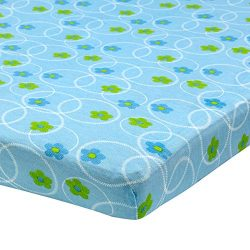 Cradle Sheets Fitted 18″ X 36″ – Cradle Sheets for Boys and Girls – Abst ...
