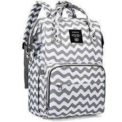 Diaper Bag Backpack Multifunction Maternity Bag Travel Back Pack Large Capacity Diaper Bags,Wate ...