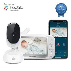 Motorola Connect40 Wireless Security Camera – Family Video Intercom Communication System & ...