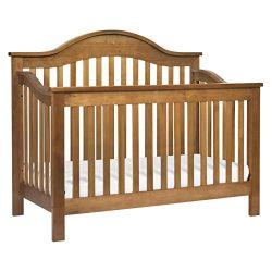 DaVinci Jayden 4-in-1 Convertible Crib in Chestnut | Greenguard Gold Certified