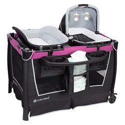 Baby Trend Retreat Nursery Center, Mullberry