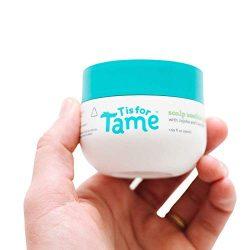 Baby & Toddler Scalp Soothing Cream | Cradle Cap, Eczema, Dry Skin | Organic Calendula & ...