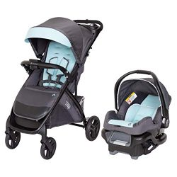 Baby Trend Tango Travel System, Blue Mist