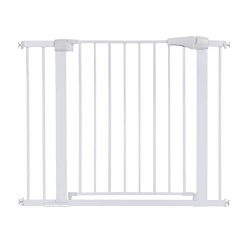 """40.5″ Auto Close Safety Gate, KingSo Baby Gate Durable Extra Wide 29.5″-40.5""""  ..."""