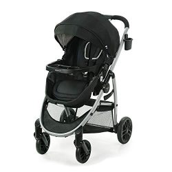 Graco Modes Pramette Stroller | Baby Stroller with True Bassinet Mode, Reversible Seat, One Hand ...