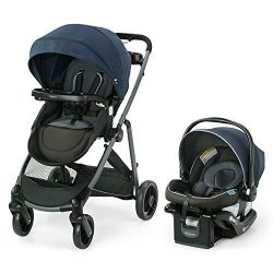 Graco Modes Element LX Travel System | Includes Baby Stroller with Reversible Seat, Extra Storag ...