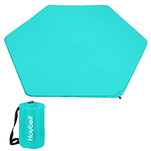 Hoybell Playard Mattress, Compatible with Regalo My Play Play Yard, Self Inflatable Comfortable  ...