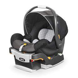 Chicco Keyfit 30 Infant Car Seat – Iron, Black