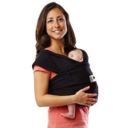Baby K'tan Original Baby Wrap Carrier, Infant and Child Sling – Simple Wrap Holder f ...