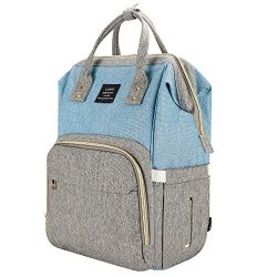 Land Diaper Bag Organizer Large Capacity Newborn Baby Bags Unisex Waterproof Travel Backpack for ...